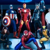 Déguisement super-héros