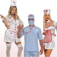 Infirmière et Médecin