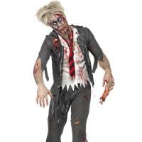 Zombie et momie