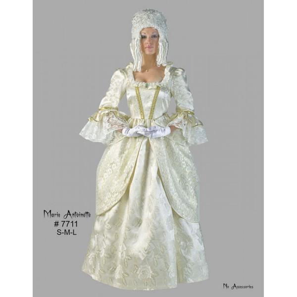Robe marie antoinette deguisement