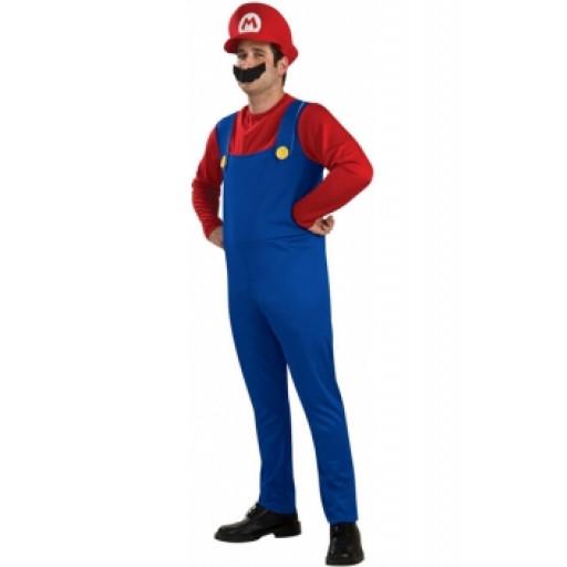 Super Mario - déguisement adulte à louer