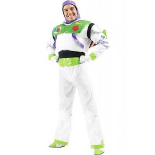Buzz L'Éclair Toy Story - Déguisement Cosplay adulte en location
