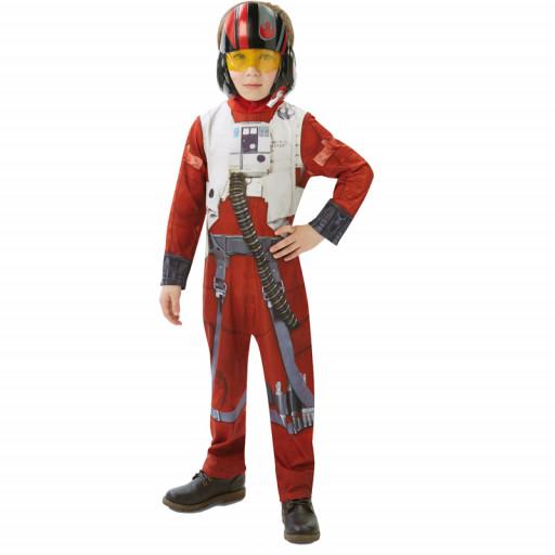Déguisement Classique Enfant Hero Battler Star Wars Vii Taille L