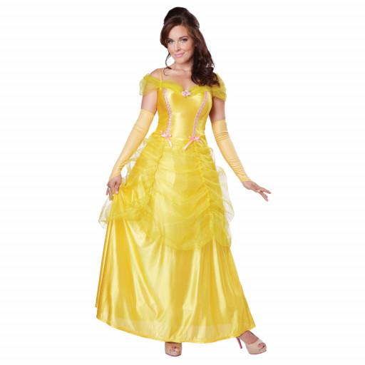 Déguisement Belle Princesse Taille L