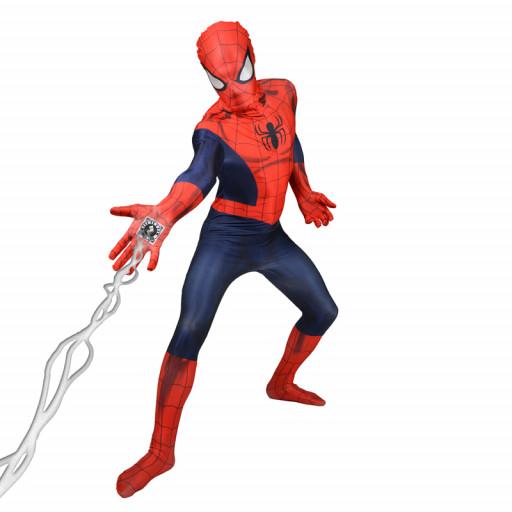 Déguisement seconde peau ™ Spiderman Digital Taille XL