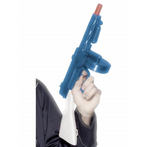 Mitraillette Gangster Sonore 50cm