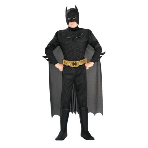 Déguisement Licence Batman Dark Knight 3D 5/10 Ans