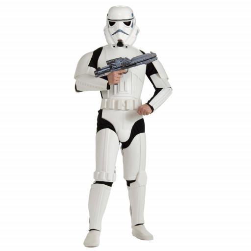 Déguisement Licence Stormtrooper de Luxe Taille Unique