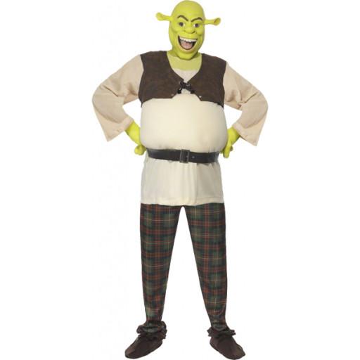 Shrek, l'ogre des marais - location costume adulte