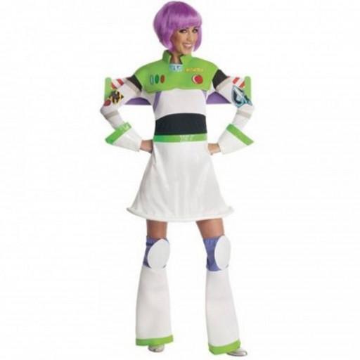 Lady Buzz l'éclair -location costume adulte