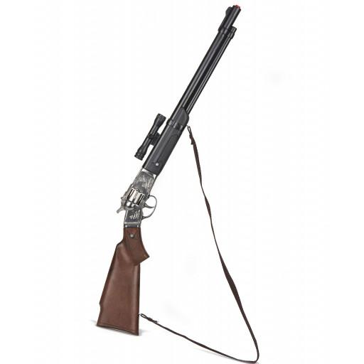Fusil 8 coups en plastique accessoire à louer