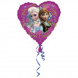 Ballon La Reine des Neiges© CŒUr Standard Hx - 43Cm