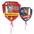 Ballon Pat'Patrouille © Supershape™ XL 63 X 68cm