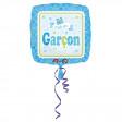 Ballon Bleu 'C'Est Un Garçon