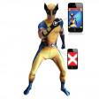 Déguisement seconde peau ™ Wolverine Digital Taille L