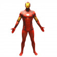 Déguisement seconde peau ™ Classique Iron Man Taille M