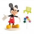 Kit Décoration Pour Patisserie en Pvc Mickey© - 9Cm