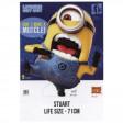 "Figurine Carton ©Minions ""Stuart"" Life Size 71cm"