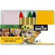 Set Fard + Crayons + Demaquillant Animal de La Nature