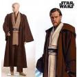 Star Wars Kenobi Jedi Cosplay Costume à louer