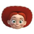 Masque en carton Adulte Jessie du dessin animé Toy Story