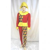 Arlequin Pimpol - déguisement adulte à louer DGZL-100316 de Non
