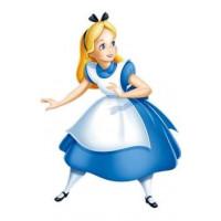 Alice Au Pays Des Merveilles - déguisement adulte à louer DGZL-100011 de Non