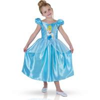 Robe Enfant Cendrillon Disney - déguisement enfant à louer  DGZL-200231 de Non