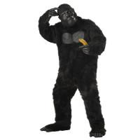 Déguisement Gorille Taille Unique 123DEG-19519008858-10014174