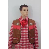 Cowboy du Far West - location costume adulte DGZL-200322 de Non