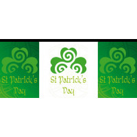 Guirlande Plast 10 Pavillons Saint Patrick 5 M Env.- 20 X 30cm 123DEG-3700638216091-10018294