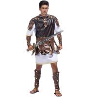 Déguisement Gladiateur Taille 54/56 123DEG-3700631004213-10015462