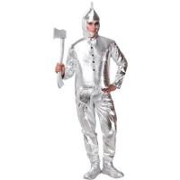 Le bûcheron en fer blanc, le personnage du Magicien d'Oz - déguisement adulte à louer DGZL-200118 de Non
