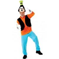 Dingo, l'ami de Mickey - déguisement adulte à louer DGZL-100118 de Non
