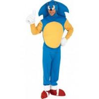 Sonic - location de costume adulte DGZL-100227 de Non