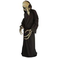 Décoration Squelette Vautour à louer pour Halloween DGZL-DECO-100092 de Non
