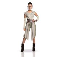 Rey Personnage Star Wars Rubie's -Location déguisement adulte DGZL-200017 de Non