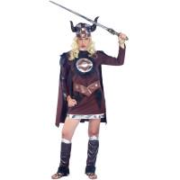 Déguisement Viking Femme Taille 42/44 123DEG-3700631004855-10015498 de Non