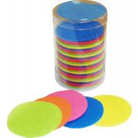 Confettis scène Rond Multicolore Tubo 100G Biodegradable 123DEG-3700191300374-10011918
