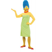 Marge Simpson - location de costume adulte DGZL-100158 de Non