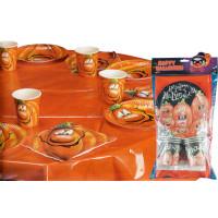 Set Table Halloween Citrouille 123DEG-8004761075262-10016870