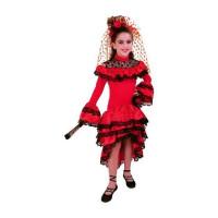 Flamenco enfant - déguisement fille à louer  DGZL-200239 de Non