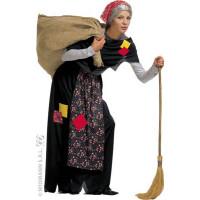 Déguisement Vieille Femme Taille M 123DEG-8003558350421-10012992 de Non