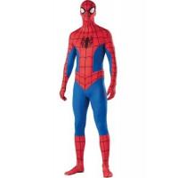 Seconde peau Spiderman -déguisement adulte à louer DGZL-200406 de Non