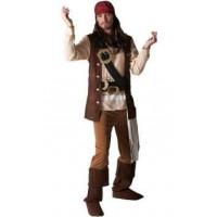Pirate  Rubie's- location de costume adulte DGZL-100748 de Rubie's
