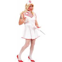 Déguisement infirmière Homme Taille XL 123DEG-8003558321803-10012919