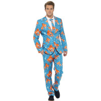 Déguisement Poissons Rouges (Veste-Pantalon-Cravate) Taille XL 123DEG-5020570953853-9-10028526