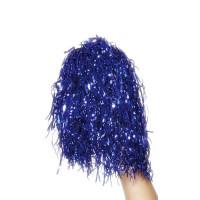 Pom Pom métal Bleu La Paire 123DEG-5020570241769-9-10024630 de Non