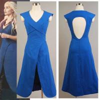 Le Trône de fer Daenerys Targaryen Cosplay Costume à louer DGZL-16157 de Non