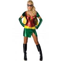 Robin Girl - location de déguisement adulte DGZL-100055 de Non